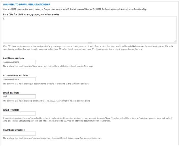 LDAP Configuration Guide for Drupal 7 | Sandip V  Tekale